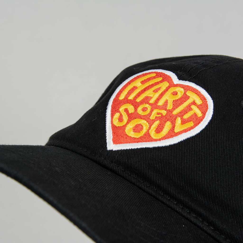 Carhartt Hartt Of Soul Cap - Black/ Multicolour 2