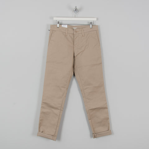 Carhartt WIP Sid Pants - Wall Rinsed 1