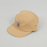 Carhartt WIP Backley Cap - Dusty Heather Brown 1