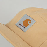 Carhartt WIP Backley Cap - Dusty Heather Brown 2