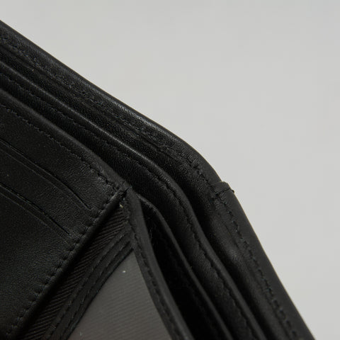 Dickies Wilburn Leather Wallet - Black 2