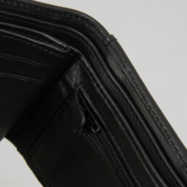 Dickies Wilburn Leather Wallet - Black 3
