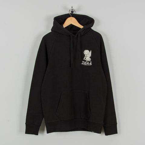 Deus ex Machina Devil Address Hoodie - Black 1