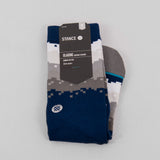 Stance Lifestyle Digi Stripe Sock - Blue 1