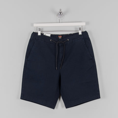 Lee Drawstring Short - Dark Navy 1