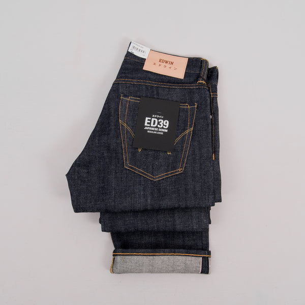Edwin ED 39 Jeans - Red Listed Selvage 2