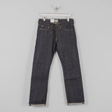Edwin ED 47 Jeans - Red Listed Selvage Front