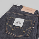 Edwin ED 47 Jeans - Red Listed Selvage Pocket