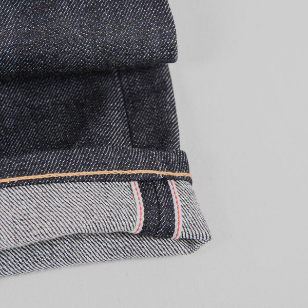 Edwin ED 47 Jeans - Red Listed Selvage Roll Up