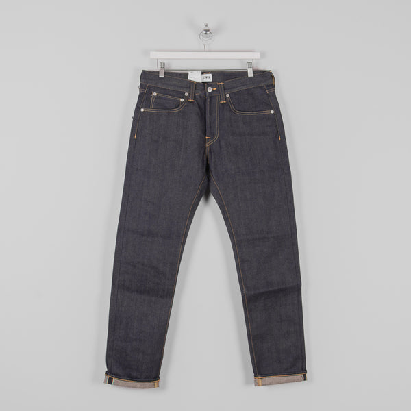 Edwin ED 55 Jeans - 63 Rainbow Selvage Front