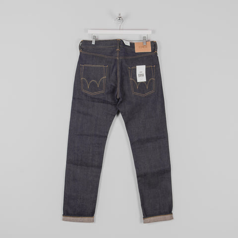 Edwin ED 55 Jeans - 63 Rainbow Selvage Back