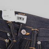 Edwin ED 55 Jeans - 63 Rainbow Selvage Button
