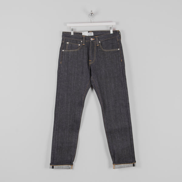 Edwin ED 55 Jeans - Red Listed Selvage Front