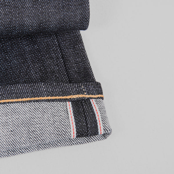 Edwin ED 55 Jeans - Red Listed Selvage Roll Up