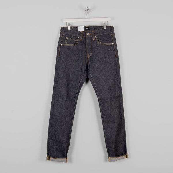 Edwin ED 55 Yoshiko Left Hand Denim Blue Jean - Unwashed 3