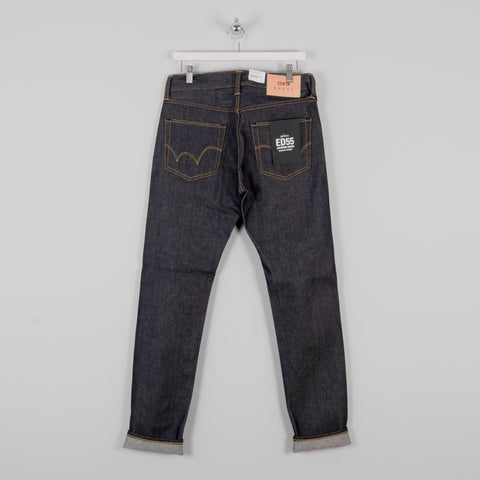 Edwin ED 55 Yoshiko Left Hand Denim Blue Jean - Unwashed 1