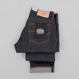 Edwin ED 55 Yoshiko Left Hand Denim Blue Jean - Unwashed 2