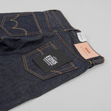 Edwin ED 55 Yoshiko Left Hand Denim Blue Jean - Unwashed 4