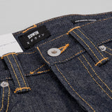 Edwin ED 55 Yoshiko Left Hand Denim Blue Jean - Unwashed 6