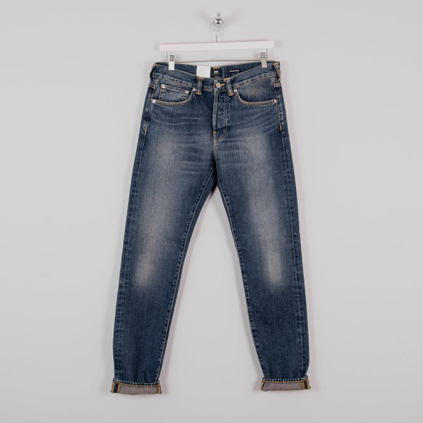 Edwin ED 80 Yoshiko Left Hand Denim - Nyoko Wash 3