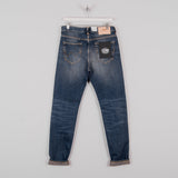 Edwin ED 80 Yoshiko Left Hand Denim - Nyoko Wash 1