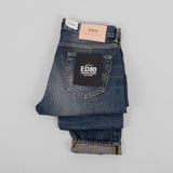 Edwin ED 80 Yoshiko Left Hand Denim - Nyoko Wash 2