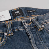 Edwin ED 80 Yoshiko Left Hand Denim - Nyoko Wash 6