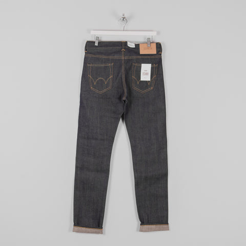 Edwin ED 80 Jeans - 63 Rainbow Selvage Back