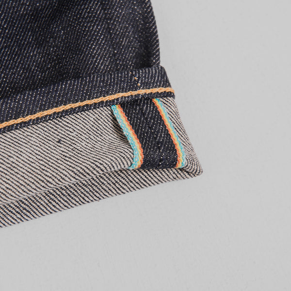 Edwin ED 80 Jeans - 63 Rainbow Selvage Roll Up