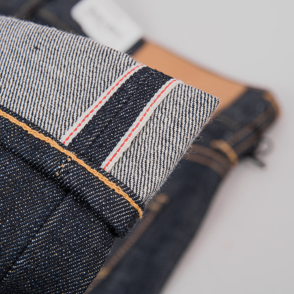 Edwin ED-80 Red Selvage Jeans - Dry 5