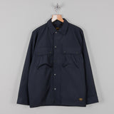 Carhartt SS19 Fargo Shirt Jacket - Dark Navy 1