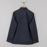Carhartt SS19 Fargo Shirt Jacket - Dark Navy 3