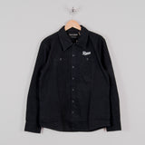 Deus ex Machina Forecourt Shirt - Navy 1
