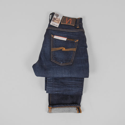 Nudie Grim Tim - Crispy Secrets Detail