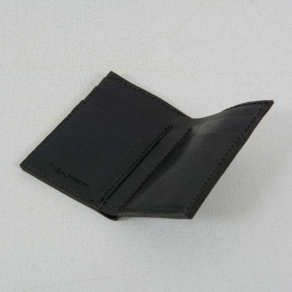 Nudie Hagdal Leather Wallet - Black 3