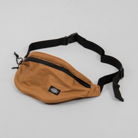 Dickies High Island Bumbag - Brown Duck 1