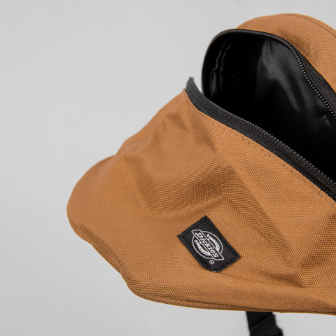 Dickies High Island Bumbag - Brown Duck 2