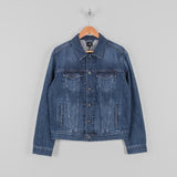 Edwin High Road Jacket Kingston Blue - Stone Washed