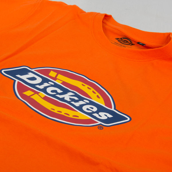 Dickies Horseshoe Tee - Bright Orange 2