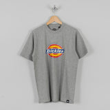 Dickies Horseshoe Tee - Grey Melange 1
