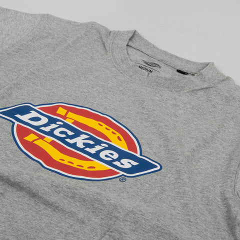 Dickies Horseshoe Tee - Grey Melange 2