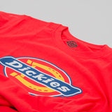 Dickies Horseshoe T-Shirt - Fiery Red 2