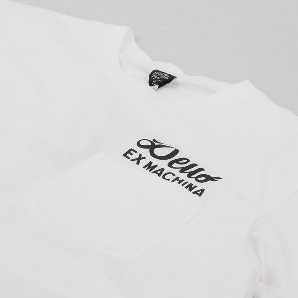 Deus ex Machina S/S Ibiza Tee - White 4