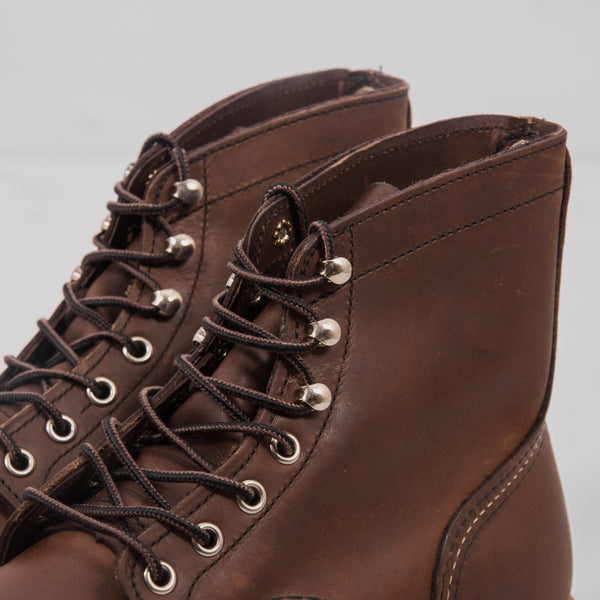 Red Wing Iron Ranger Boot 8111 - Amber 3