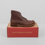 Red Wing Iron Ranger Boot 8111 - Amber 2