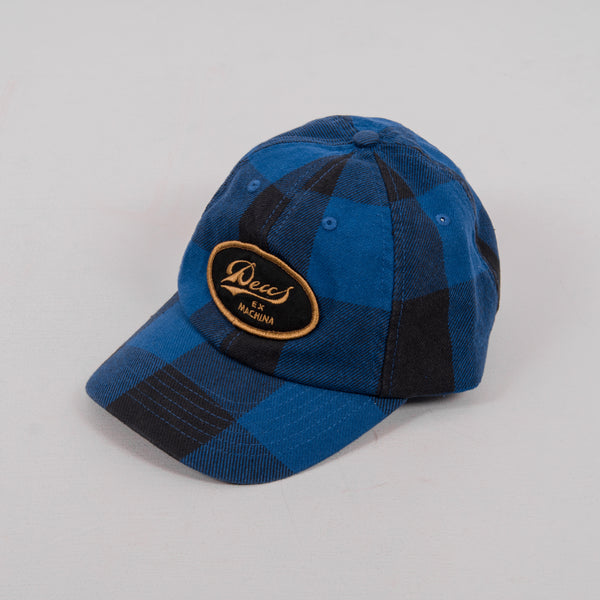 Deus Ex Machina Kevin Cap - Denim Blue 1