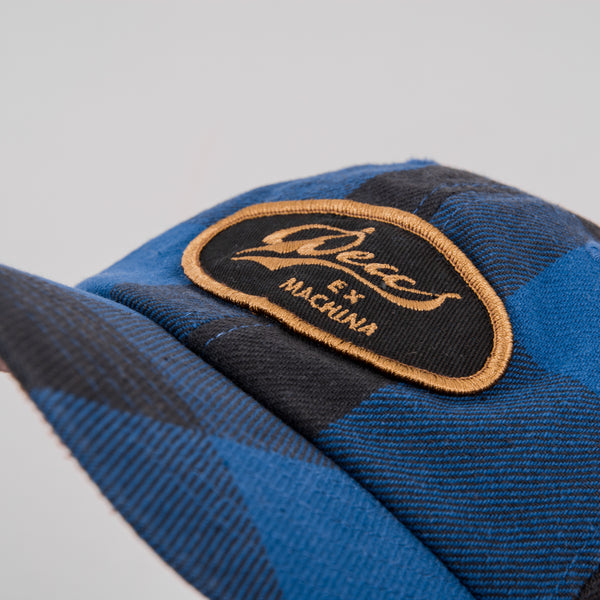 Deus Ex Machina Kevin Cap - Denim Blue 2