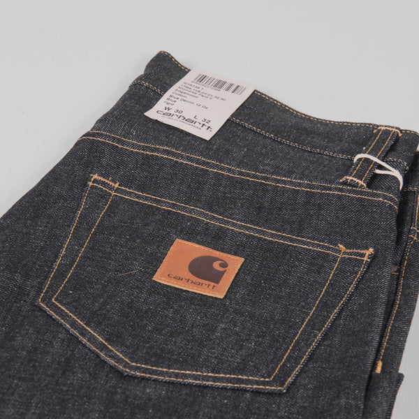 Carhartt Klondike Pant Jeans - Blue Rigid Pocket