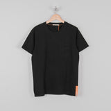 Nudie Kurt Worker Tee - Black 1
