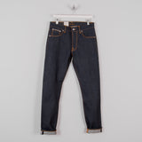Nudie Lean Dean Dry Japan Selvage - Indigo 3